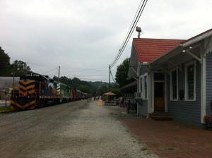 Bryson City Depot