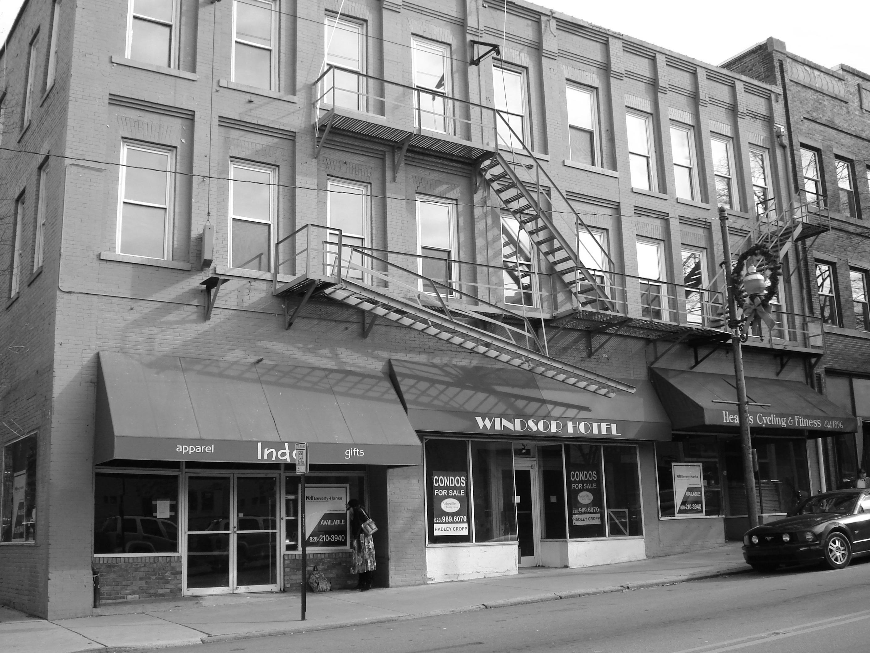 Historic inns walking tour of asheville asheville for In town motor lodge asheville nc