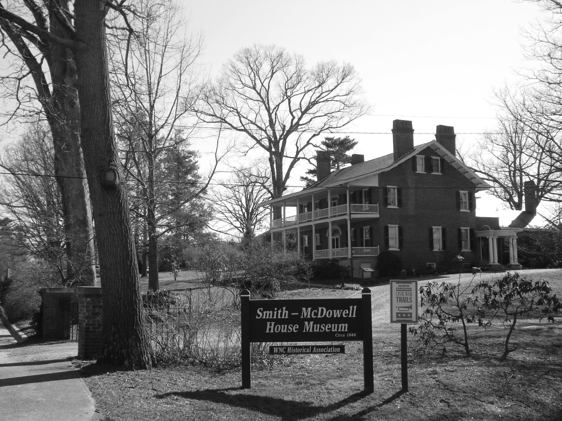 Smith McDowell House